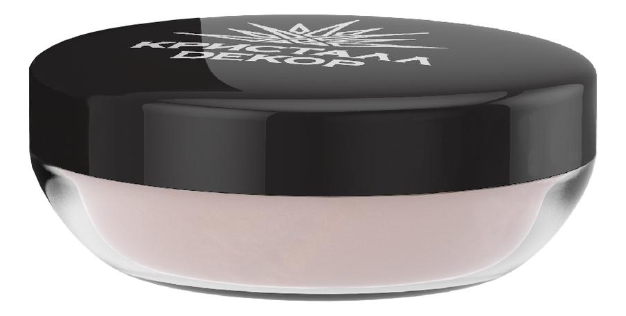 Праймер Кристалл Dекор 5г: Прозрачный фарфор (новый дизайн) румяна для лица кристалл dекор 5г бурбон сатин новый дизайн