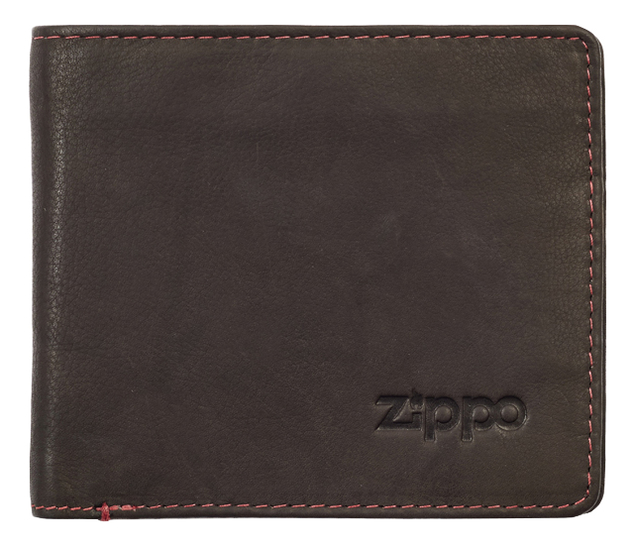Купить Портмоне 2005118 (коричневый), Zippo