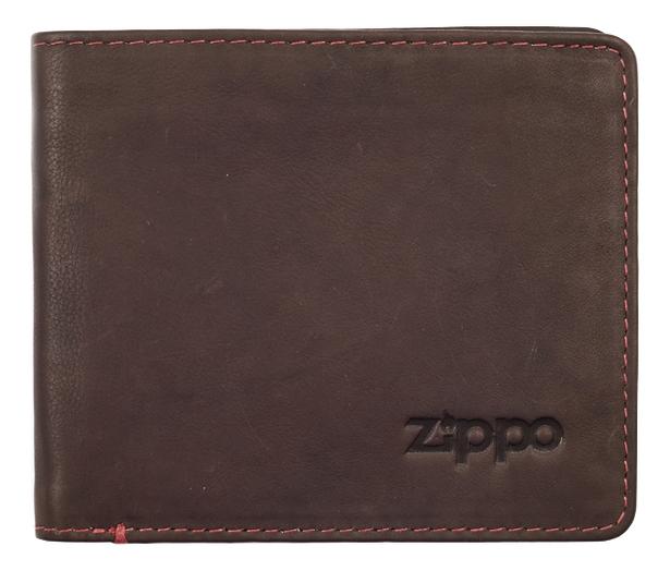 Купить Портмоне 2005119 (коричневый), Zippo