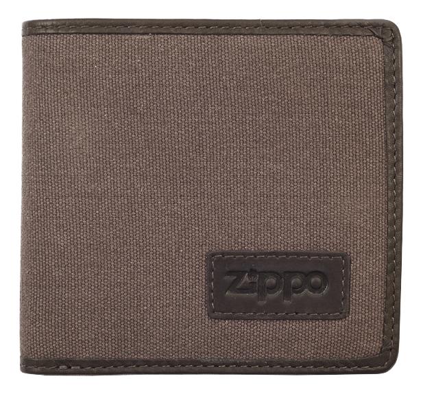 Купить Портмоне 2005120 (коричневый), Zippo