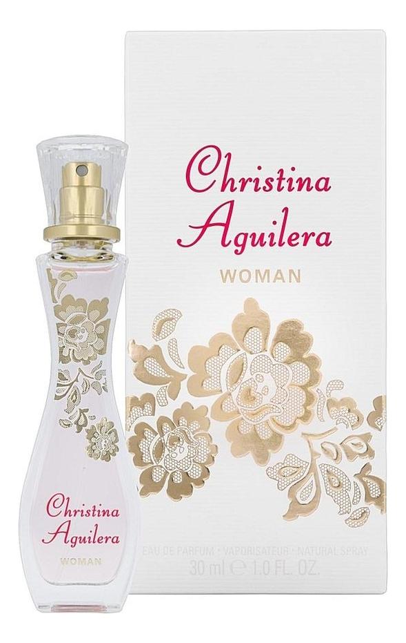 Christina Aguilera Woman: парфюмерная вода 30мл christina капли тераскин купить