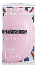 Tangle Teezer Расческа для волос Salon Elite Pink Smoothie