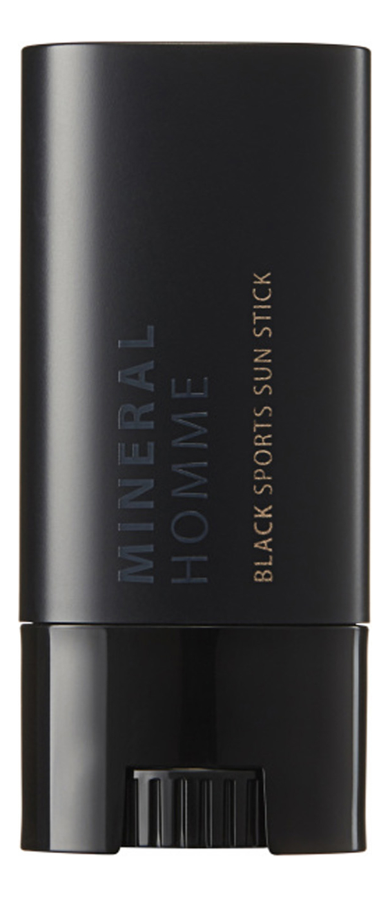 Стик солнцезащитный мужской Mineral Homme Black Sports Sun Stick SPF50+ PA++++ 15г