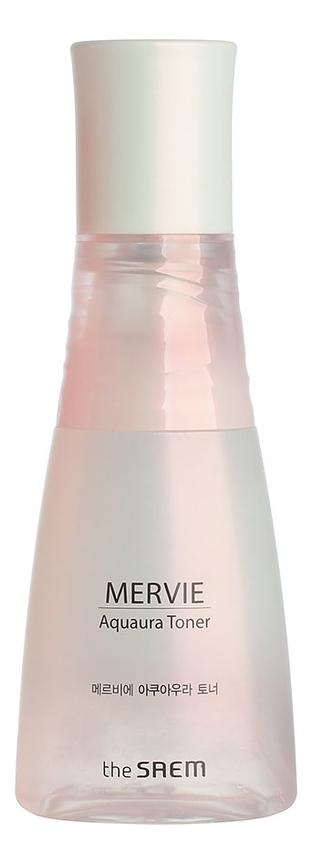 Тонер для лица увлажняющий Mervie Aquaura Toner 150мл
