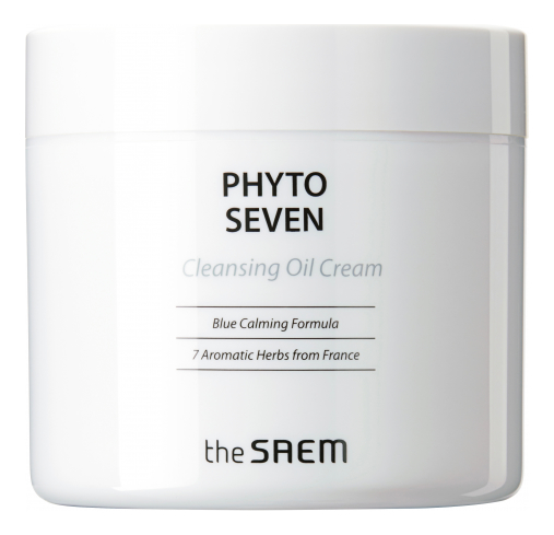 Крем очищающий с фито-комплексом Phyto Seven Cleansing Oil Cream 95мл chi luxury black seed oil curl defining cream gel