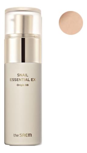 BB крем антивозрастной Snail Essential EX Origin Cream SPF38 PA+++ 40мл: 21 Light Beige