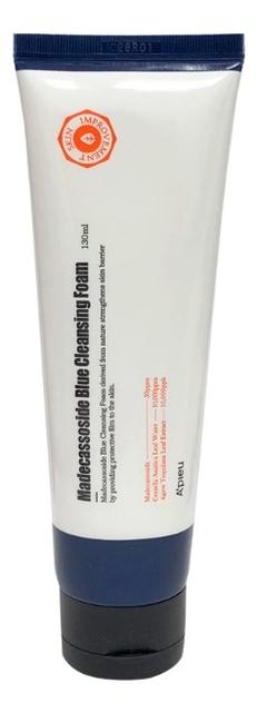 Пенка для лица с мадекассосидом Madecassoside Blue Cleansing Foam 130мл