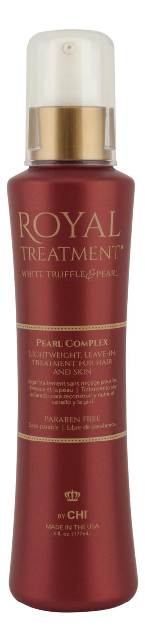 Купить Гель для волос и кожи головы Жемчужный комплекс Королевский уход Royal Treatment Pearl Complex: Гель 177мл, CHI