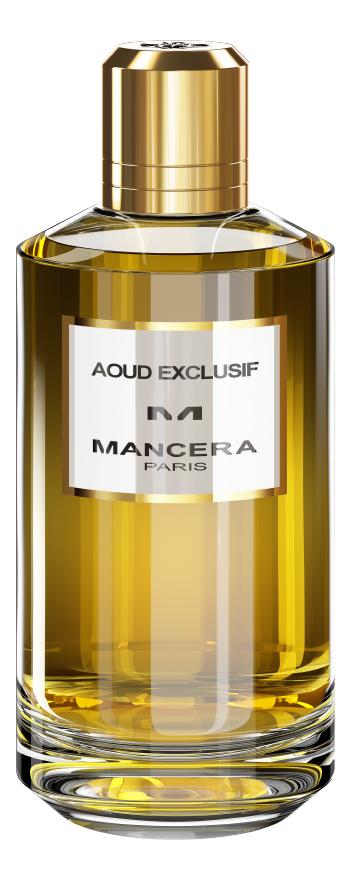 Mancera Aoud Exclusif: парфюмерная вода 8мл