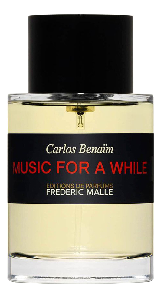 Frederic Malle Music For A While: духи 100мл тестер frederic malle bois dorage туалетные духи тестер 100 мл