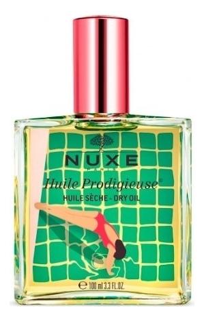 Сухое масло для лица, тела и волос Huile Продижьез Dry Oil 100мл (лимитированный выпуск) масло nuxe отзывы