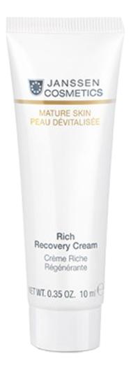 Регенерирующий крем для лица Mature Skin Rich Recovery Cream: Крем 10мл vivax регенерирующий крем