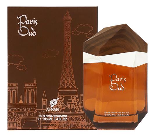 Afnan Paris Oud: парфюмерная вода 100мл