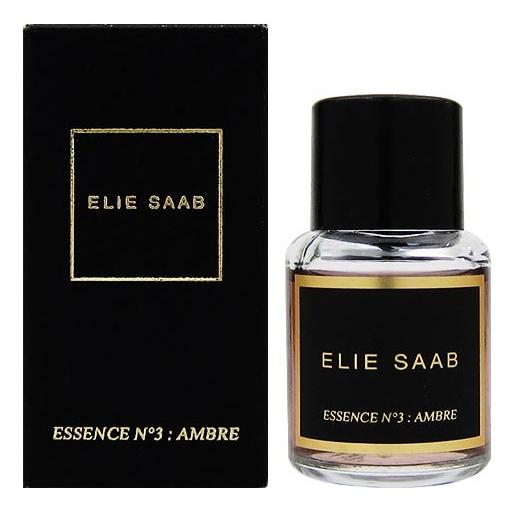 Elie Saab Essence No 3 Ambre: парфюмерная вода 5мл