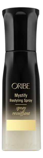 Купить Спрей для возрождения укладки Роскошь золота Mystify Restyling Spray: Спрей 50мл, Oribe