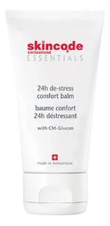 Купить Успокаивающий бальзам для лица Essentials 24h De-Stress 50мл, Skincode