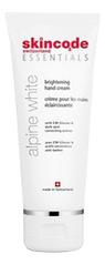 Купить Осветляющий крем для рук Essentials Alpine White Brightening Hand Cream 75мл, Skincode