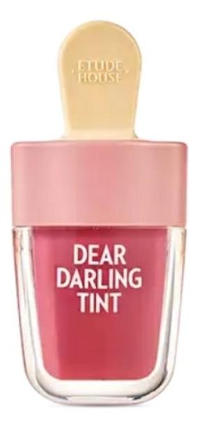 Тинт для губ Dear Darling Water Gel Tint 4,5г: PK004 тинт для губ dear darling water tint 10г orange ade