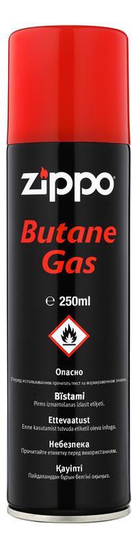Газ для заправки газовых зажигалок Butane Gas 2.005.376 250мл