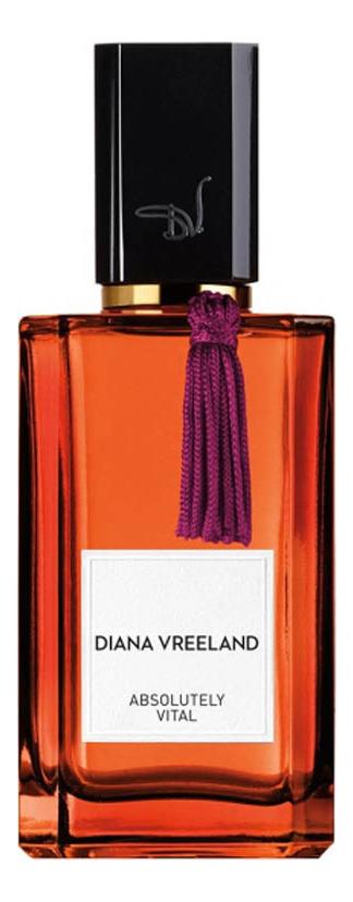 Diana Vreeland Absolutely Vital: парфюмерная вода 100мл тестер diana ross dimond diana парфюмерная вода 100мл