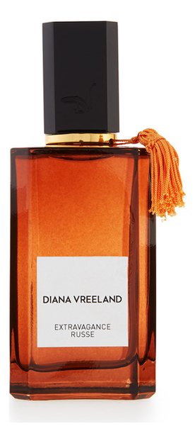 Diana Vreeland Extravagance Russe: парфюмерная вода 100мл тестер diana vreeland simply divine туалетные духи 50 мл