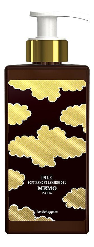 Inle: гель для рук 250мл memo irish leather гель для душа 250мл