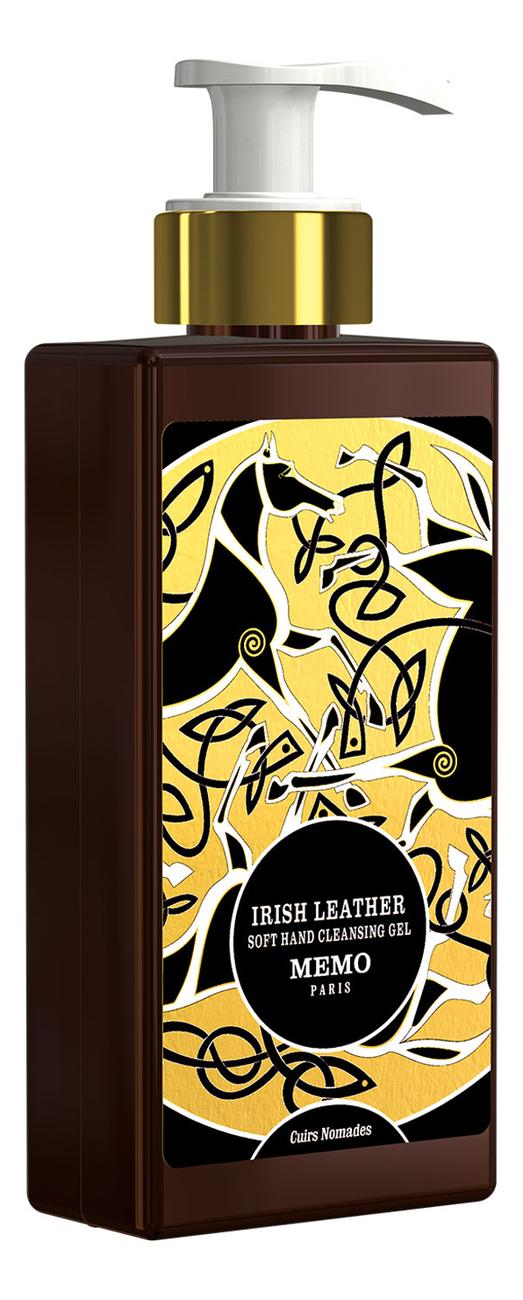 Irish Leather: гель для рук 250мл memo irish leather гель для душа 250мл