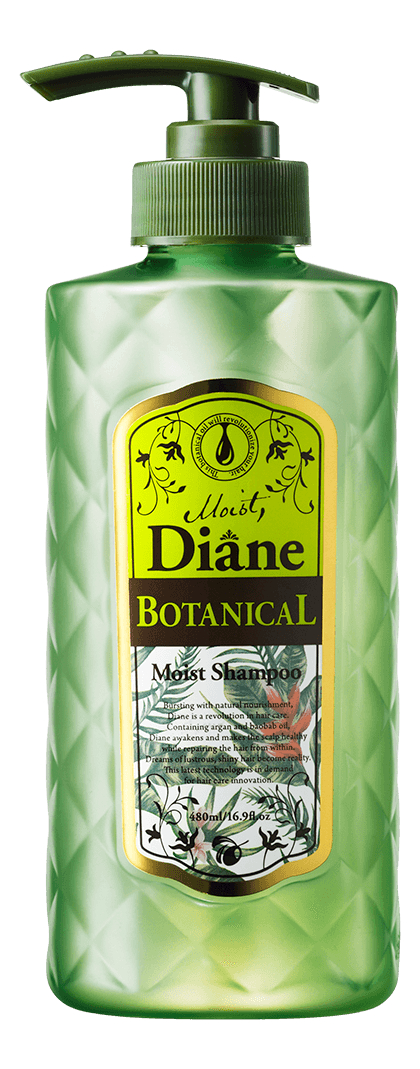 Купить Шампунь для волос Увлажнение Botanical Moist Shampoo 480мл, Moist Diane