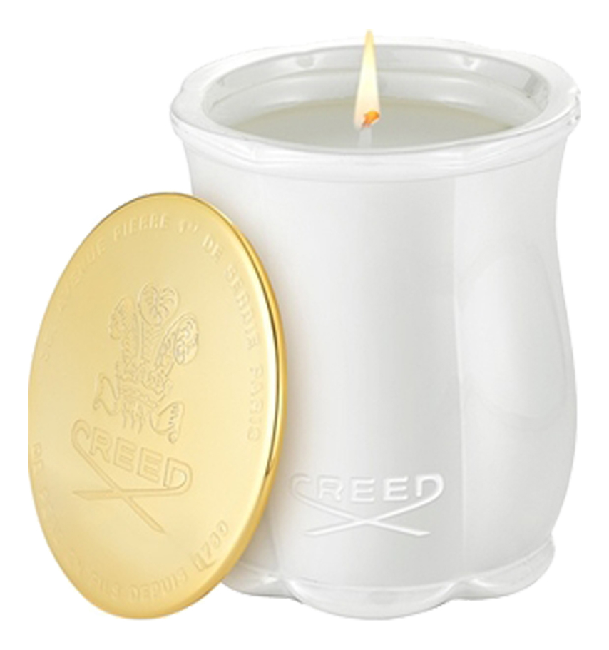 Купить Love In White: свеча 200г, Creed