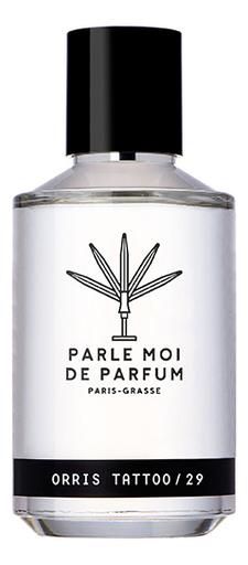 Parle Moi De Parfum Orris Tattoo: парфюмерная вода 50мл