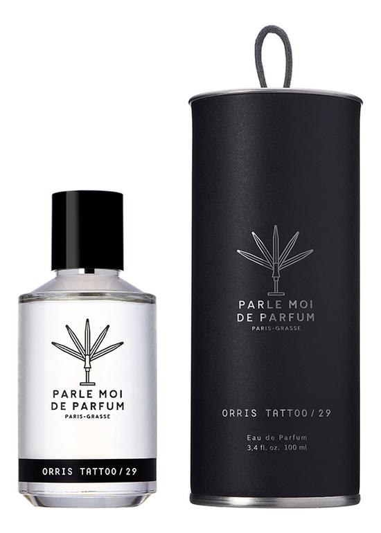 Купить Parle Moi De Parfum Orris Tattoo: парфюмерная вода 100мл
