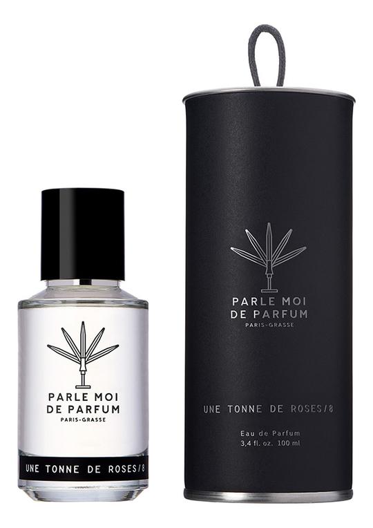 Parle Moi De Parfum Une Tonne De Roses: парфюмерная вода 100мл music de parfum do парфюмерная вода 100мл