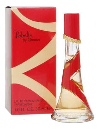 Rihanna Rebelle: парфюмерная вода 30мл недорого