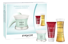 Payot Набор Hydra 24+ (крем д/лица Creme Glacee 50мл + скраб-желе д/лица Gommage Douceur Framboise 50мл + масло для душа Huile de Douche Relaxante 125мл)