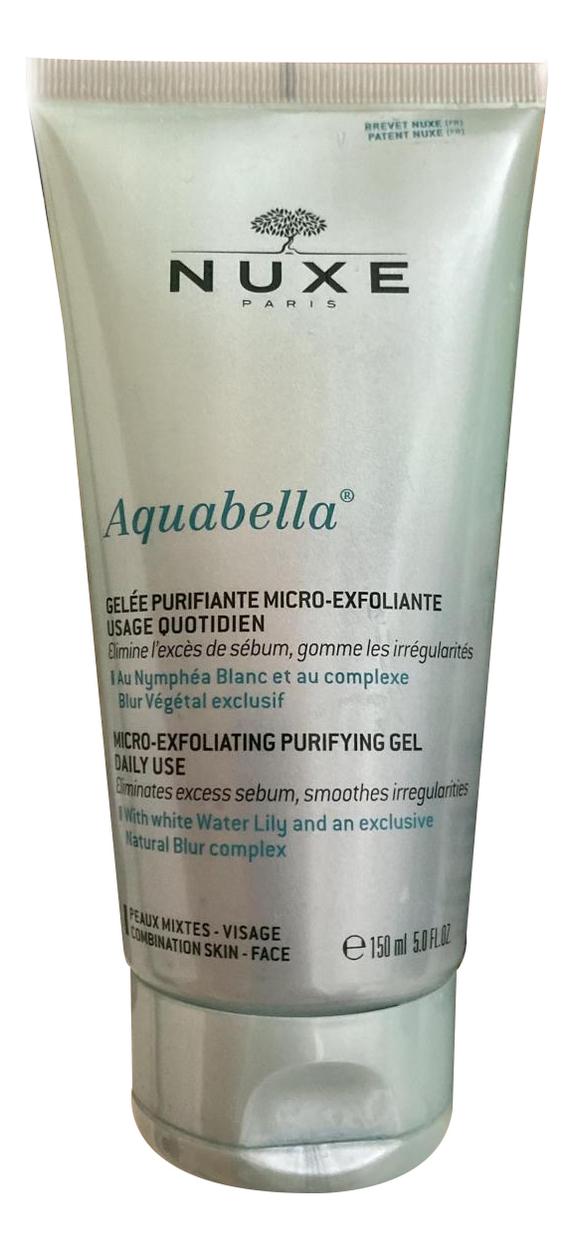 Нежный очищающий эксфолиирующий гель для лица для ежедневного использования АКВАБЕЛЛА Micro-Exfoliating Purifying Gel Daily Use 150мл нежный очищающий эксфолиирующий гель для лица aquabella 150 мл