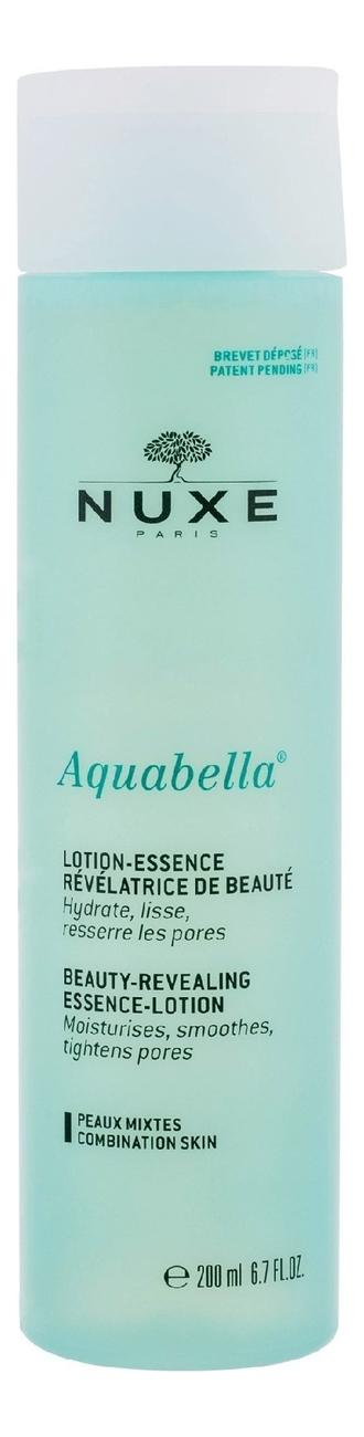 Увлажняющий, сужающий поры лосьон для лица АКВАБЕЛЛА Beauty-Revealing Essence-Lotion 200мл недорого