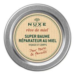 Купить Восстанавливающий супербальзам с медом РЭВ ДЕ МЬЕЛЬ Super Baume Reparateur Au Miel 40г, NUXE