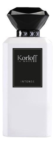 Фото - Korloff In White Intense: парфюмерная вода 2мл lust in paradise парфюмерная вода 2мл