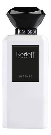 цена на Korloff Paris Korloff In White Intense: парфюмерная вода 88мл тестер