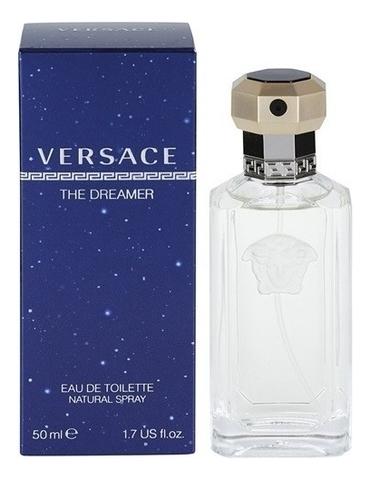 цена на Versace The Dreamer: туалетная вода 50мл