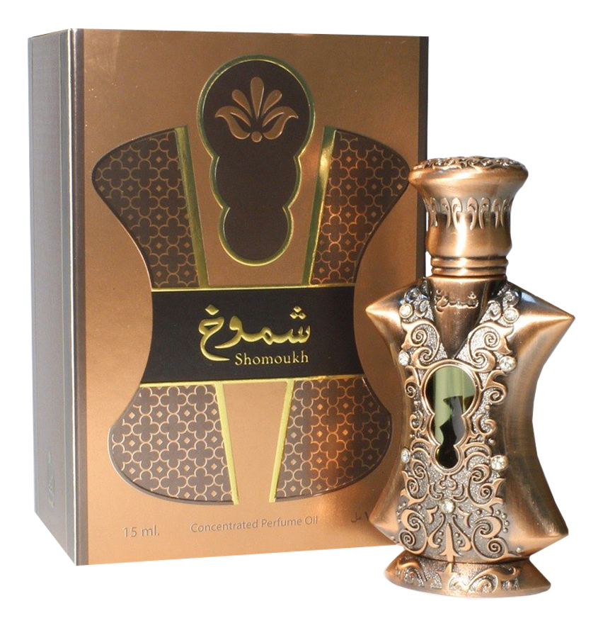 Shomoukh: масляные духи 15мл kaan ya makaan масляные духи 15мл