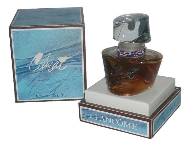 Lancome Climat Винтаж: духи 28мл (светло-голубые) недорого