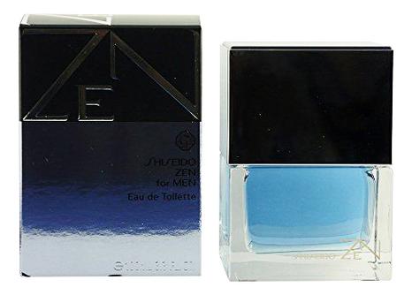 Купить Zen for men: туалетная вода 100мл, Shiseido