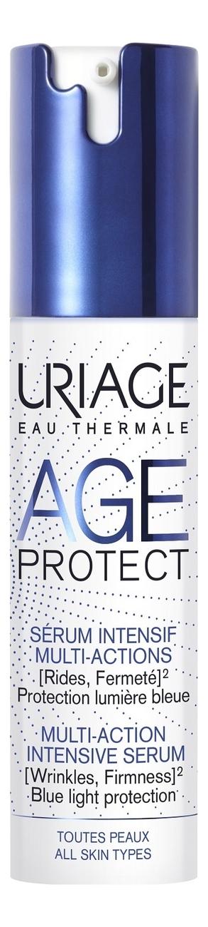 Многофункциональная интенсивная сыворотка для лица Age Protect Multi-Action Intensive Serum 30мл uriage интенсивная укрепляющая сыворотка isofill 30 мл