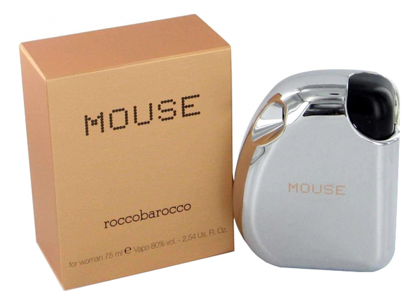 Roccobarocco Mouse: парфюмерная вода 75мл roccobarocco mouse for men туалетная вода 75мл