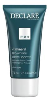 Омолаживающий крем для лица Men Care Vita Mineral Anti-Wrinkle Cream Sportive 75мл