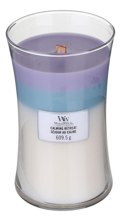 Ароматическая свеча Calming Retreat: Свеча 609, 5г, WoodWick  - Купить