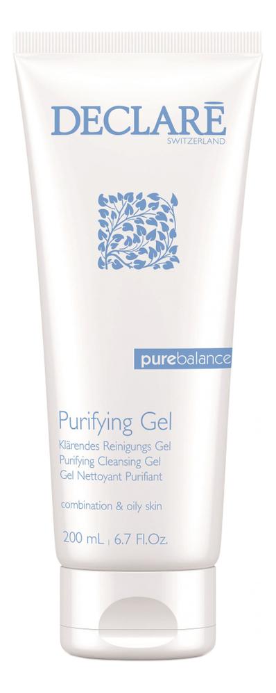 Фото - Гель для умывания Pure Balance Purifying Gel 200мл нежный гель для купания newborn pure purifying body wash 200мл