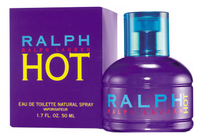Ralph Hot: туалетная вода 50мл ralph туалетная вода 50мл