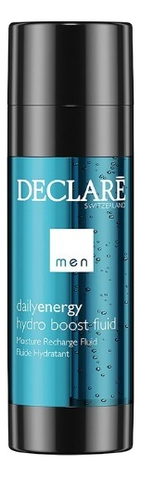 Двухфазное энергетическое увлажняющее средство для лица Men Care DailyEnergy Hydro Boost Fluid 2*20мл недорого